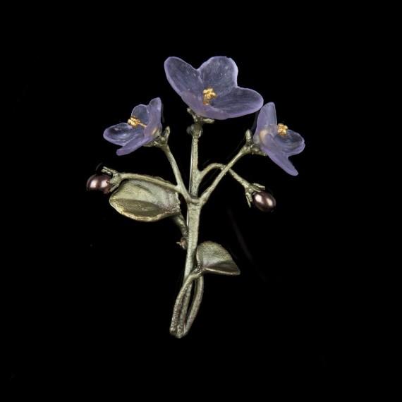 African Violet, Michael Michaud