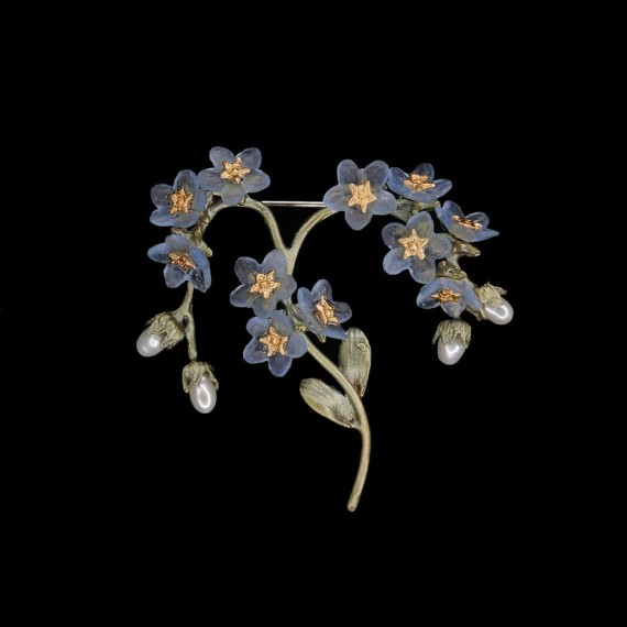 Forget Me Not, Michael Michaud